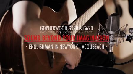 "Sting OST ""Englishman In Newyork"" AcouBeach"