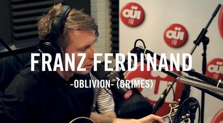 Franz Ferdinand - Oblivion [翻唱]